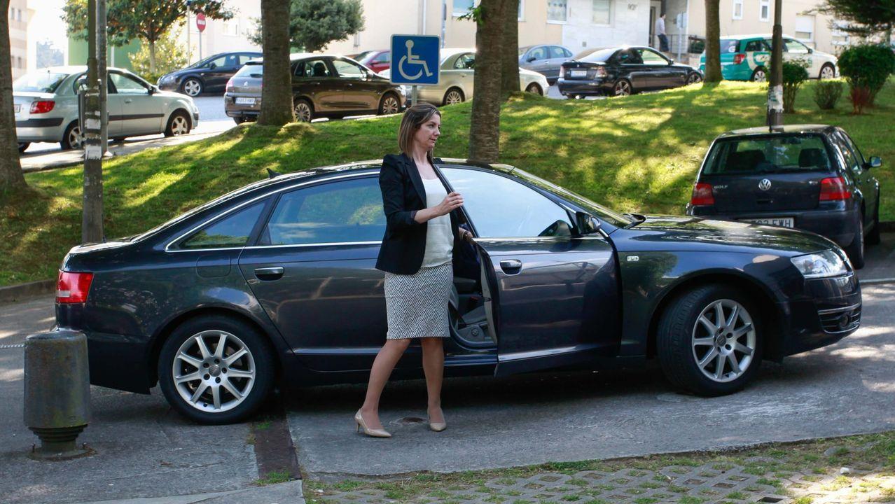La polémica de los coches oficiales ha llegado al Concello de Lugo