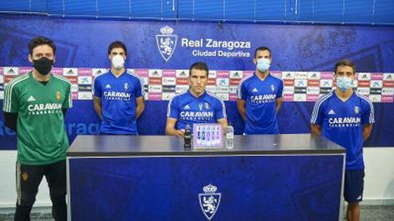 Pelayo Novo Ander Herrera Real Oviedo Athletic Bilbao Carlos Tartiere Copa del Rey.Luismi en El Requexón