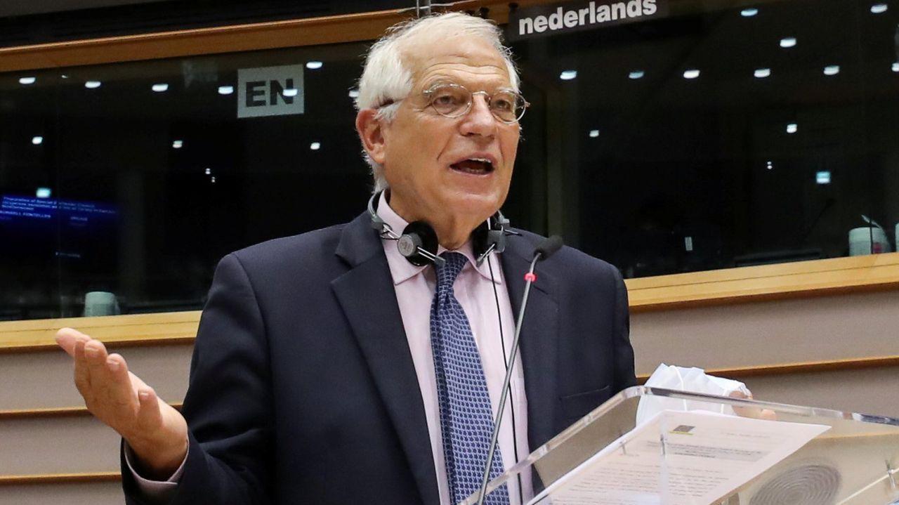 Pedro Sánchez también se entrevistó este miércoles en Bruselas con la presidenta de la Comisión Europea, Ursula Von der Leyen