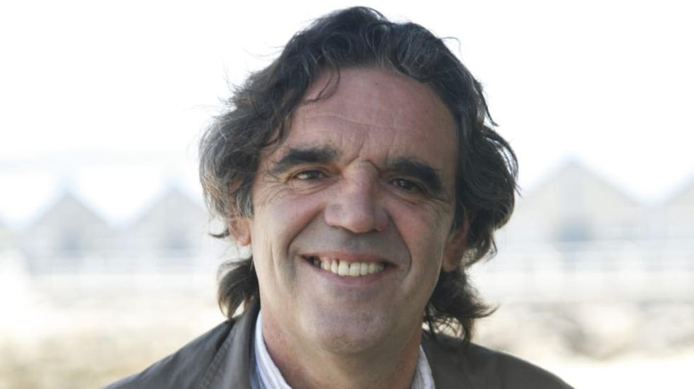 El conselleiro Valeriano Martínez, en una imagen de archivo