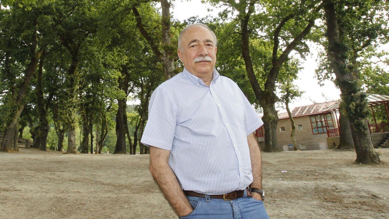 Gas de la risa intervenidas en el Xiringüelu