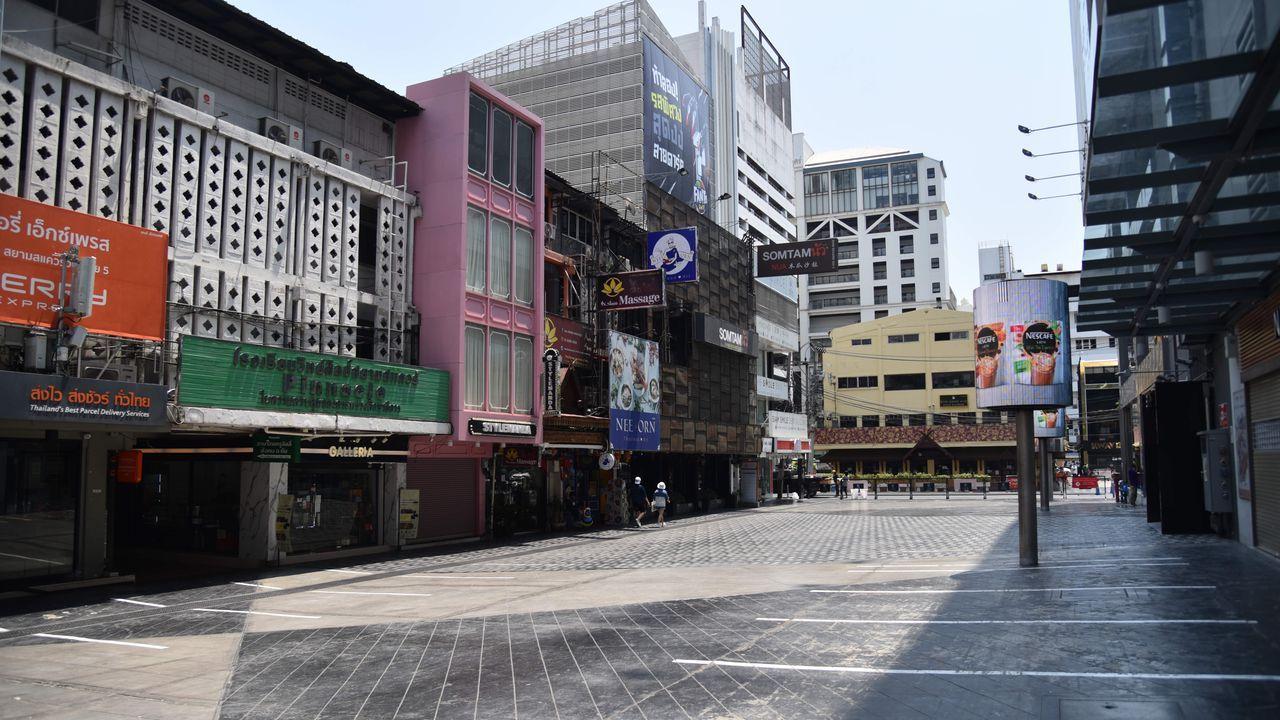 Siam Square, Tailandia