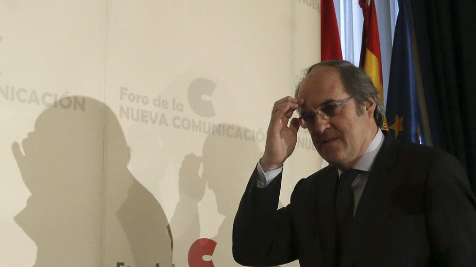 Ángel Gabilondo asegura que no quiere adhesiones inquebrantables sino que hablen los militantes.