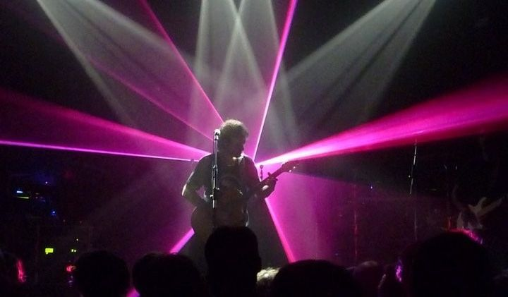Pink Tones actuará esta noche en la sala Finisterrae.