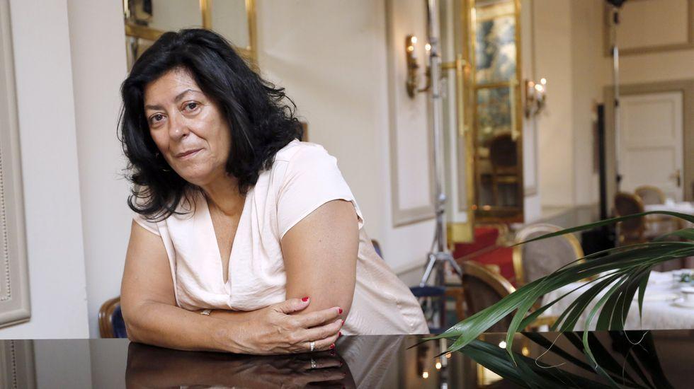 La escritora madrileña Almudena Grandes es Premio Nacional de Narrativa y es considerada una de las grandes narradoras en español del siglo XXI