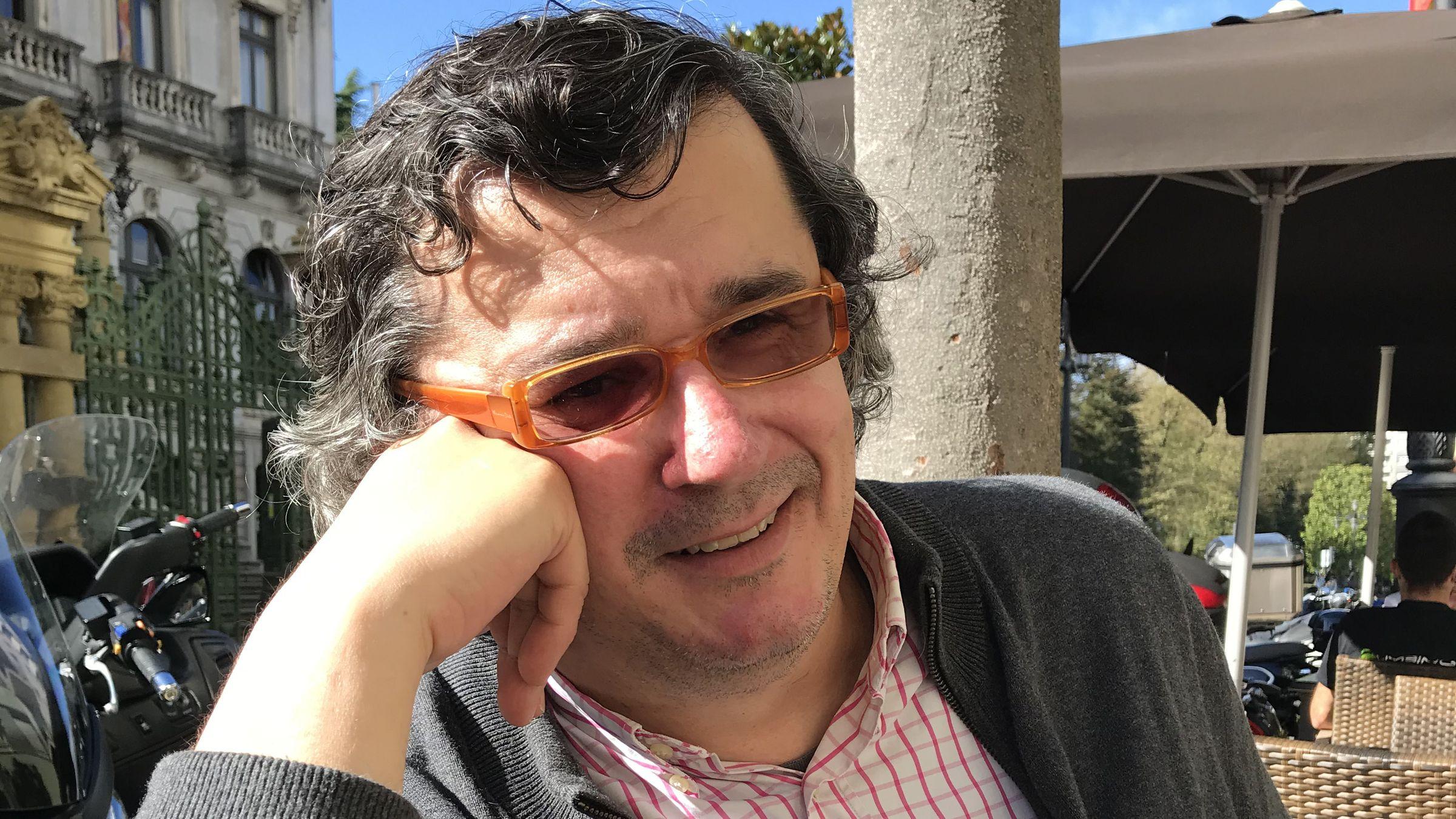 Alberto Secades