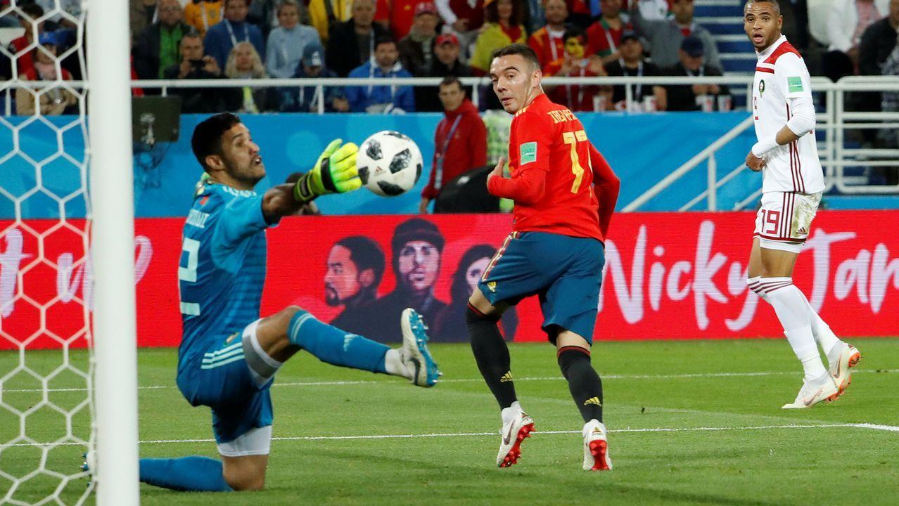 Asensio: «Parece que estamos eliminados».Encuentro de ida entre Real Oviedo y Genova en el Carlos Tartiere