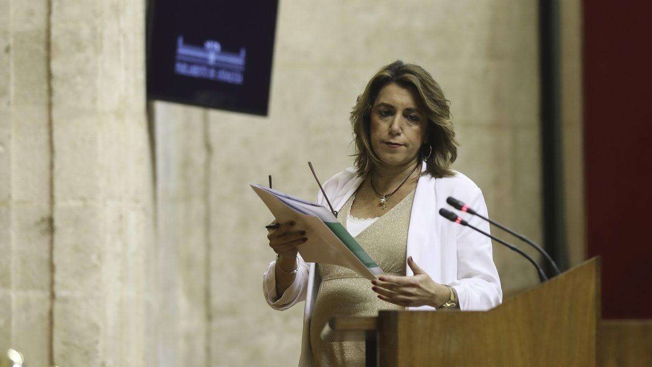 Susana Díaz admite que se equivocó al defender en el 2016 la abstención para investir a Rajoy
