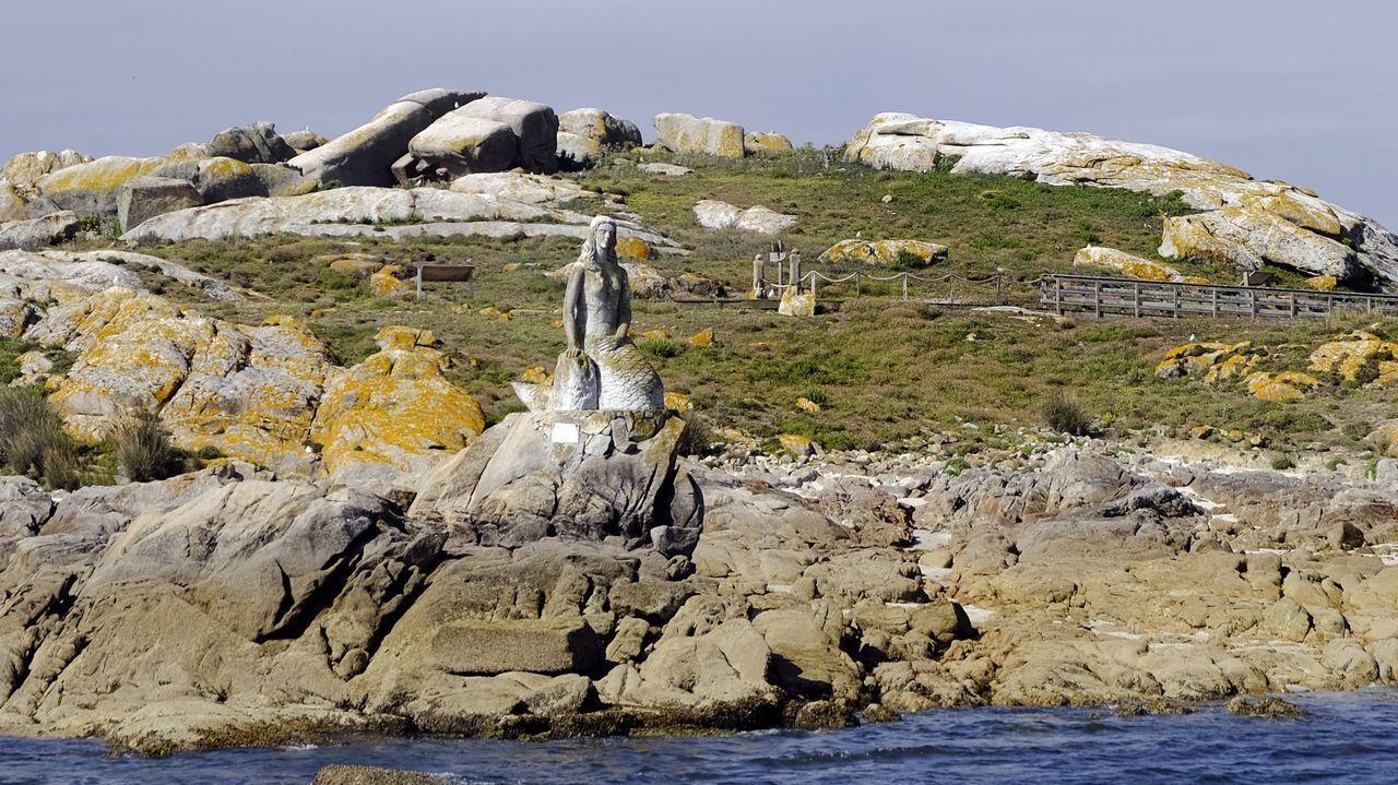 Isla de Sálvora.