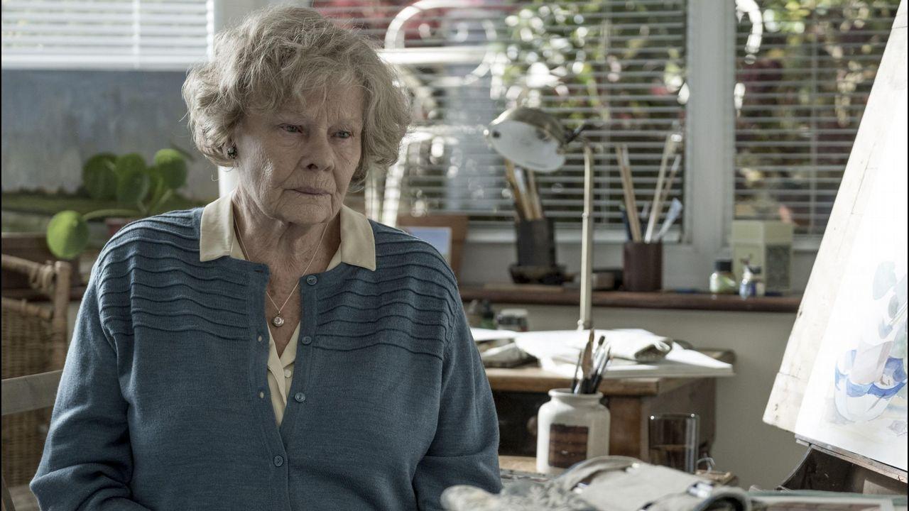Judi Dench interpreta a una británica reclutada por el espionaje soviético