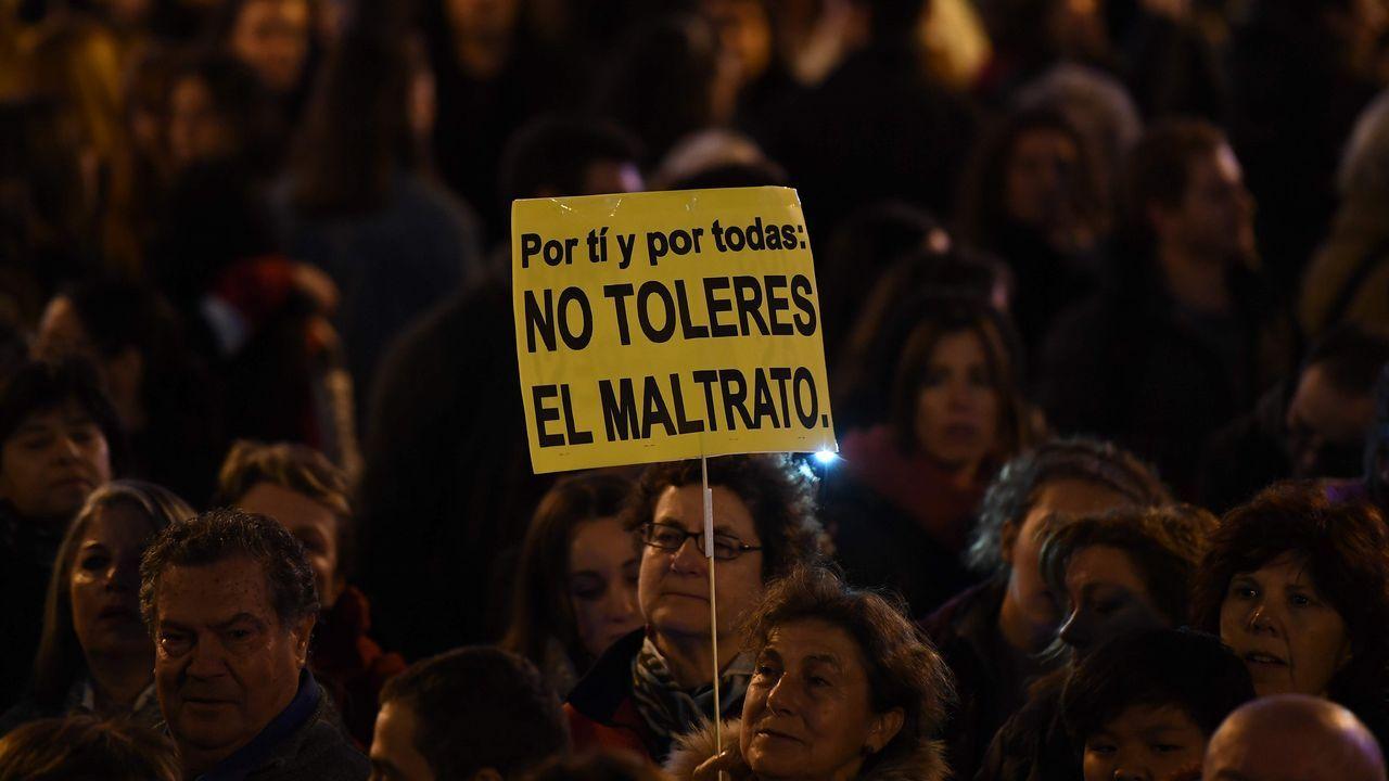 La manifestación en Madrid es el evento central de un programa de actos y manifestaciones que se han celebrado durante el sábado en todo el país