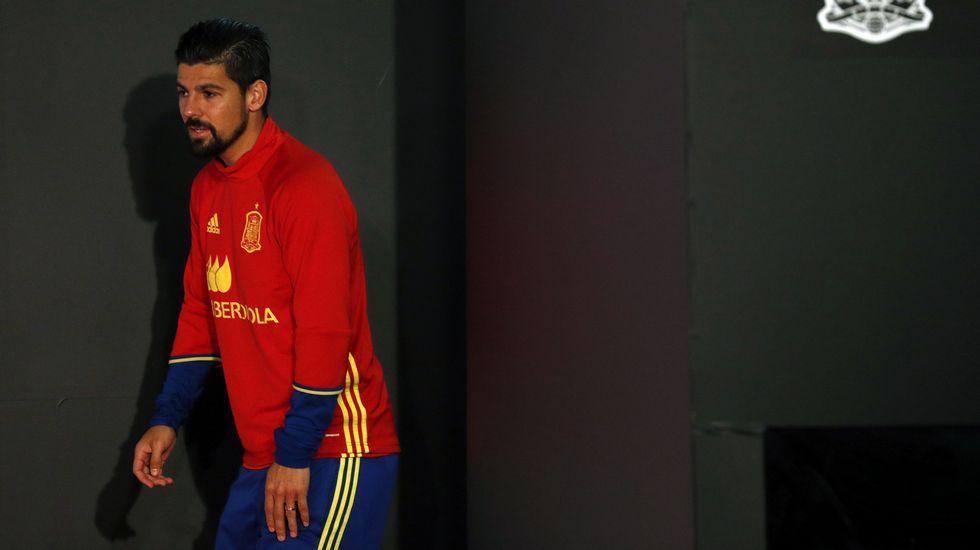 Jordi Alba carga contra la prensa: «El mal ambiente lo provocáis vosotros»