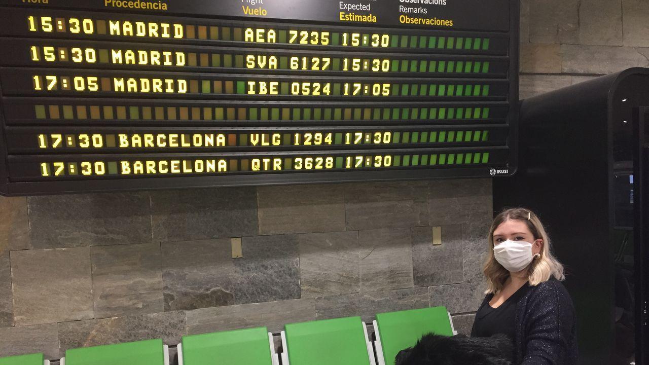 pasajero, autobús, bus, Asturias.Llegan los primeros turistas alemanes a Mallorca