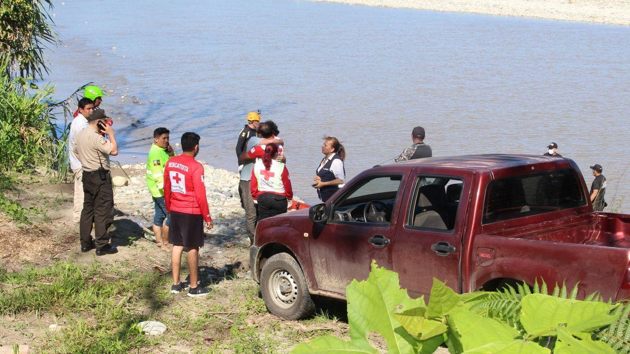 Localizan el cuerpo sin vida del joven que estaba desaparecido en Ecuador