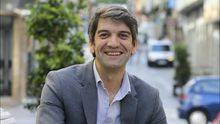El exalcalde de Ferrol, Jorge Suárez