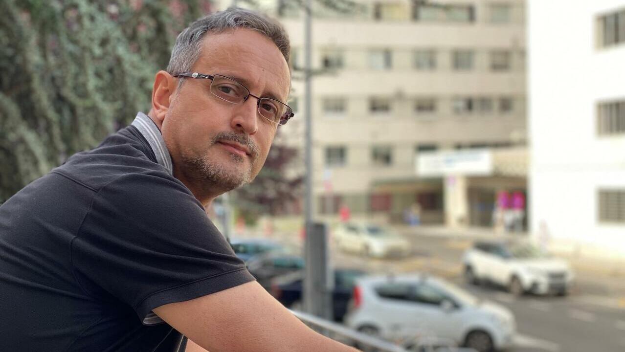 «No podemos permitirnos otro desastre como el que ya hubo».Manuel Prieto, vecino de A Valenzá (Barbadás), se sometió a un trasplante de riñón a inicios del mes de mayo