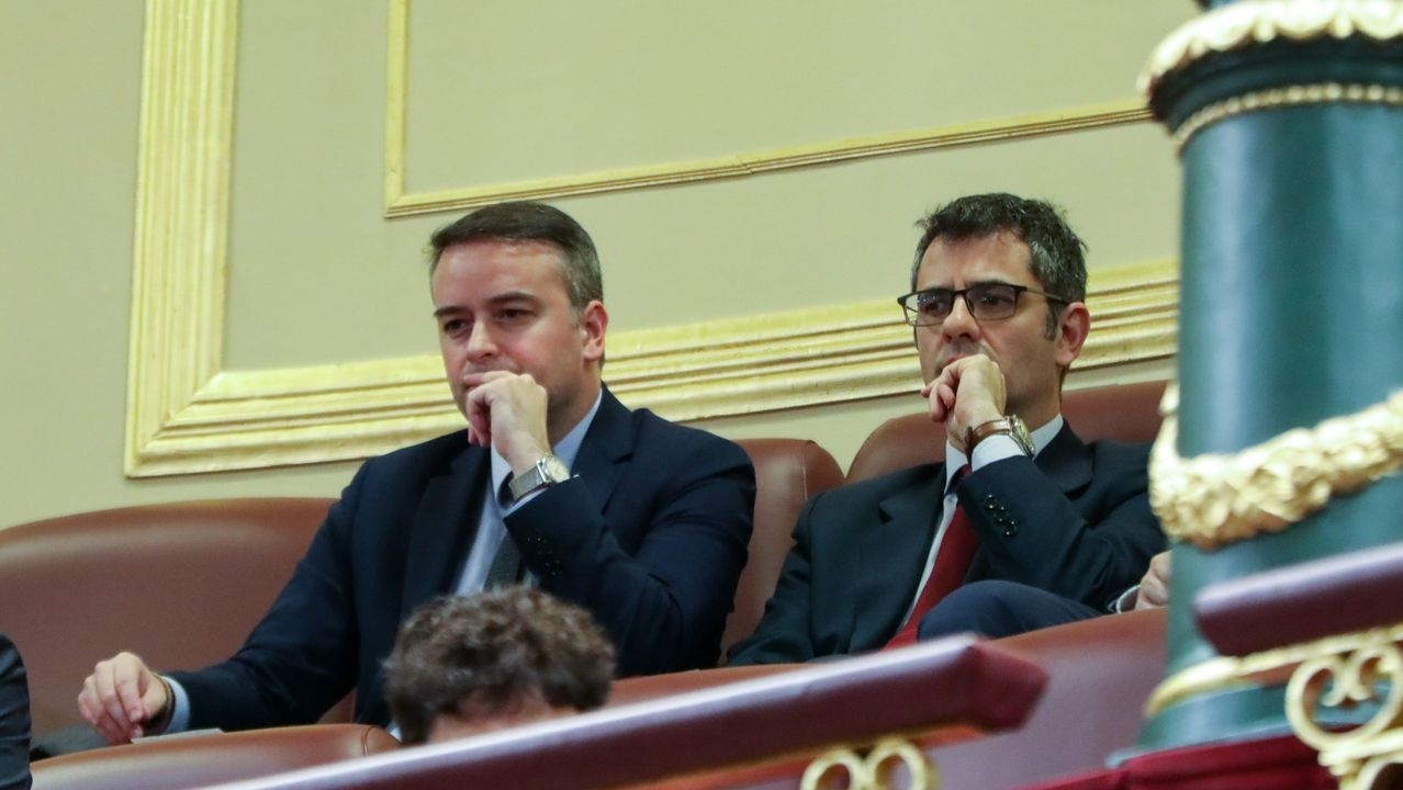 Imagen de Iván Redondo (a la izquierda)