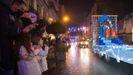 Paso de los Reyes Magos por la rúa da Pravia