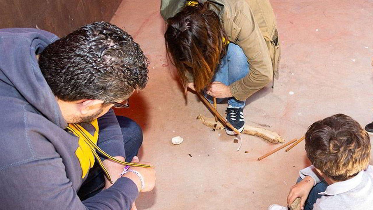 Amagüestu paleolítico en Teverga