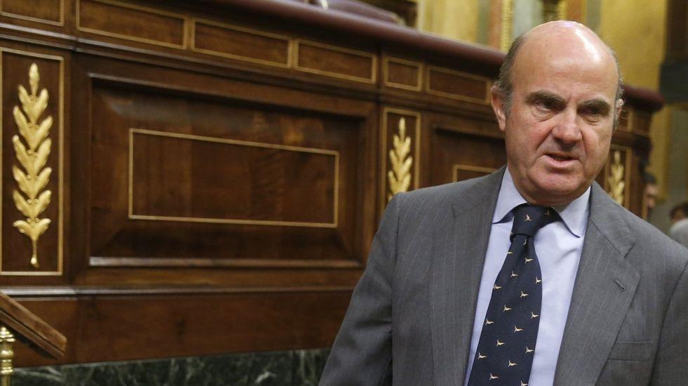 Rajoy y Guindos defienden la candidatura de Soria al Banco Mundial