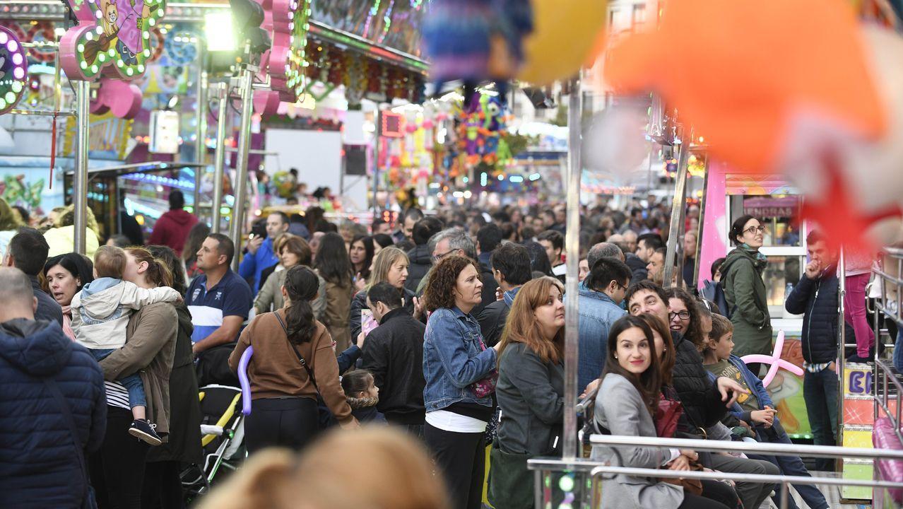 Lugo celebra la Feira do Mel en la Praza da Soidade