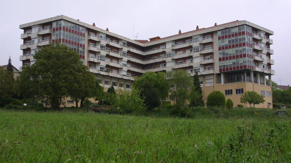 En la residencia de mayores de Chantada hay en estos momentos once casos confirmados de covid-19