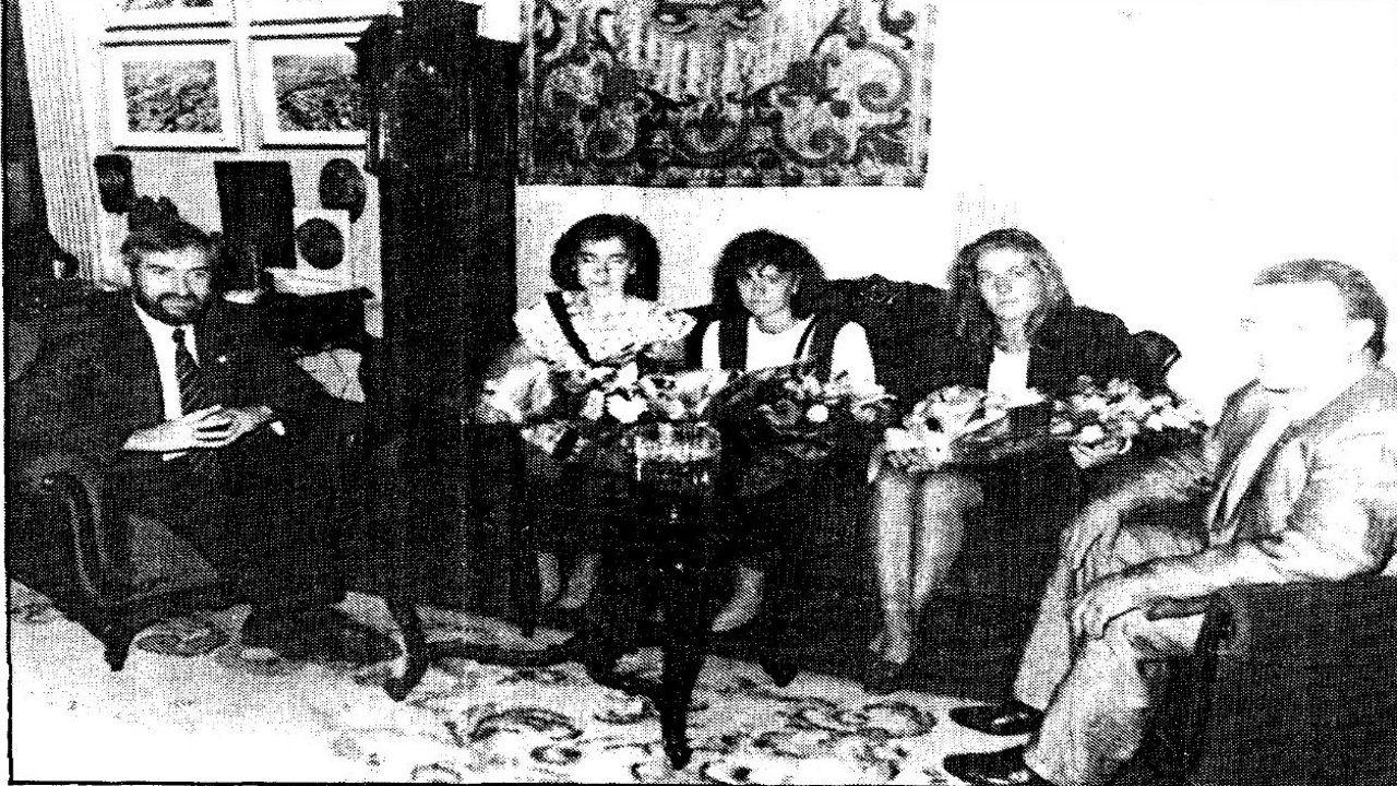 La Gala de Tiro de Sarria en imágenes