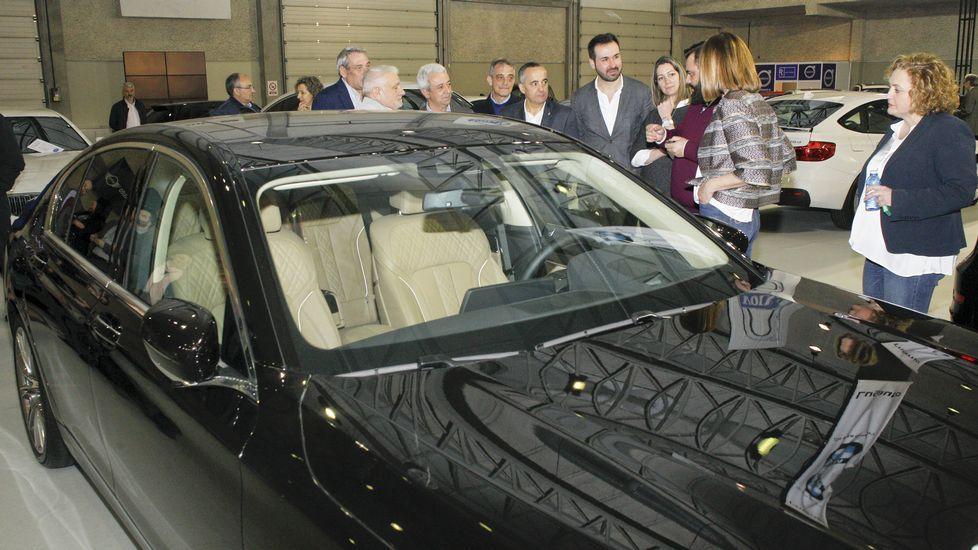 Albúm: las fotos del Salón del Automóvil de Lugo