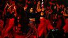 Lluvia de estrellas en Sevilla por la entrega de los premios MTV