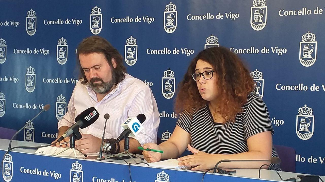 Diegui Johannesson Nahuel Real Oviedo Barcelona B Carlos Tartiere.Oriana Méndez y Rubén Pérez de Marea de Vigo, el partido que solicita la alianza de la ciudad a la declaración por la emergencia climática.