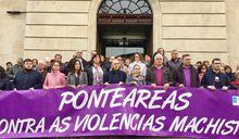 Ponteareas protesta contra la violencia machista