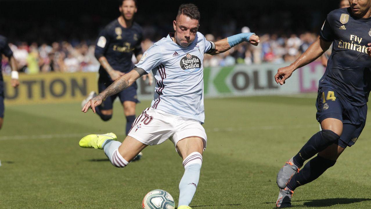 309 - Celta-Real Madrid (1-3) el 17 de agosto del 2019