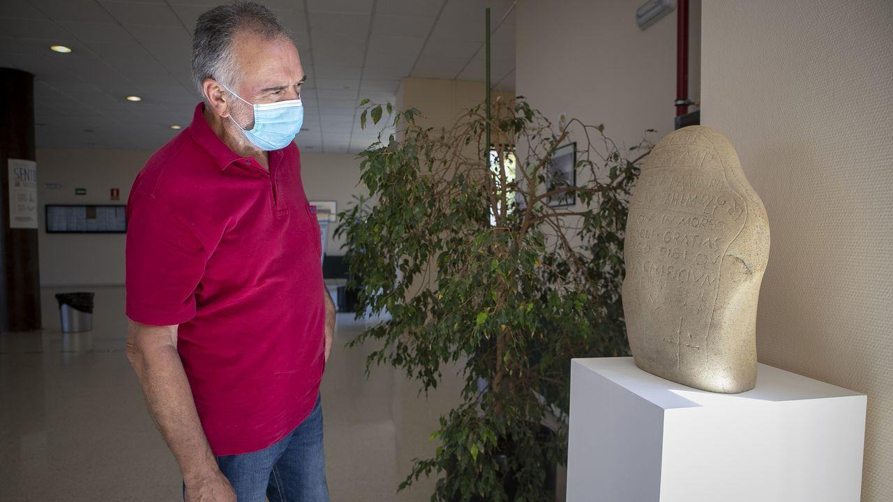 En el área sanitaria de Ourense se han hecho 17.567 PCR