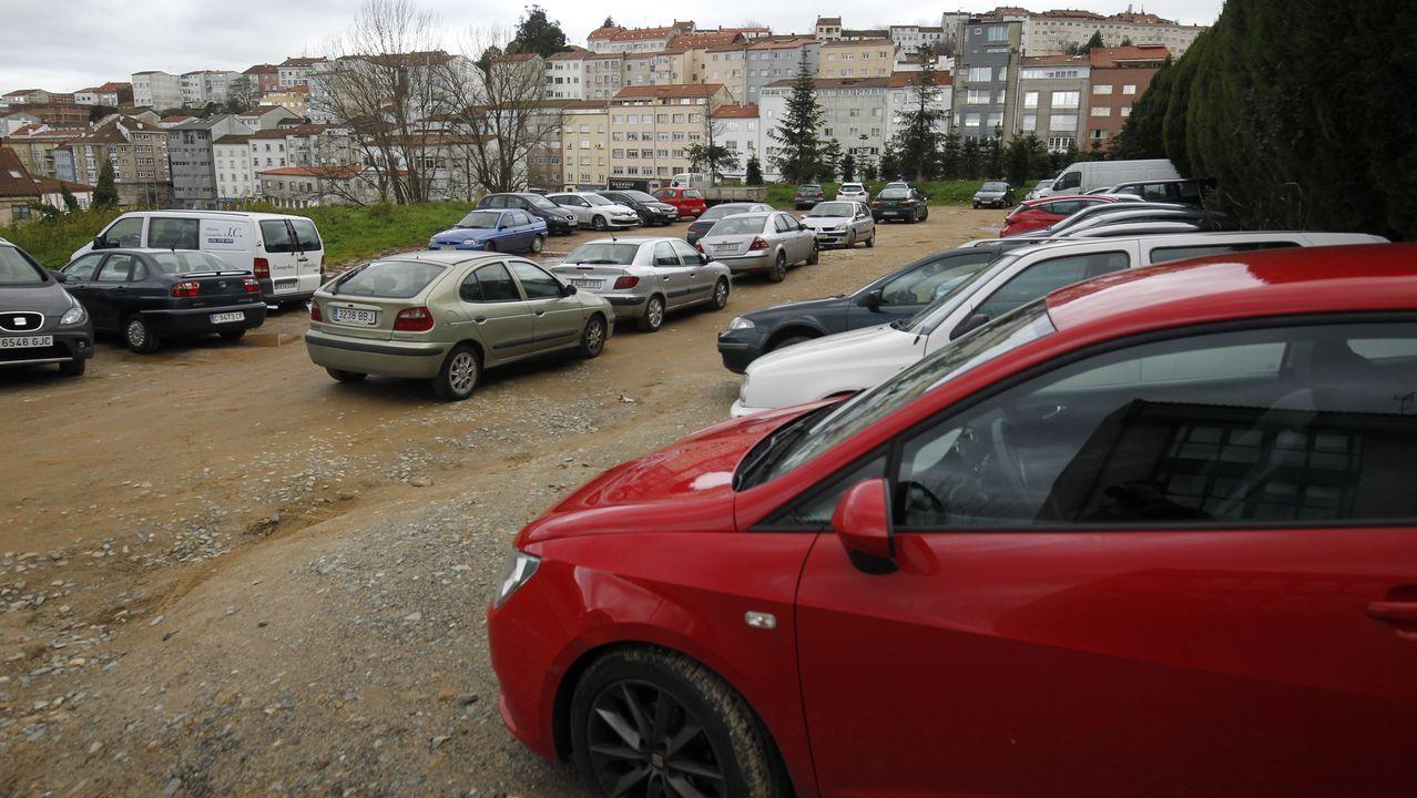 Atasco en Oviedo