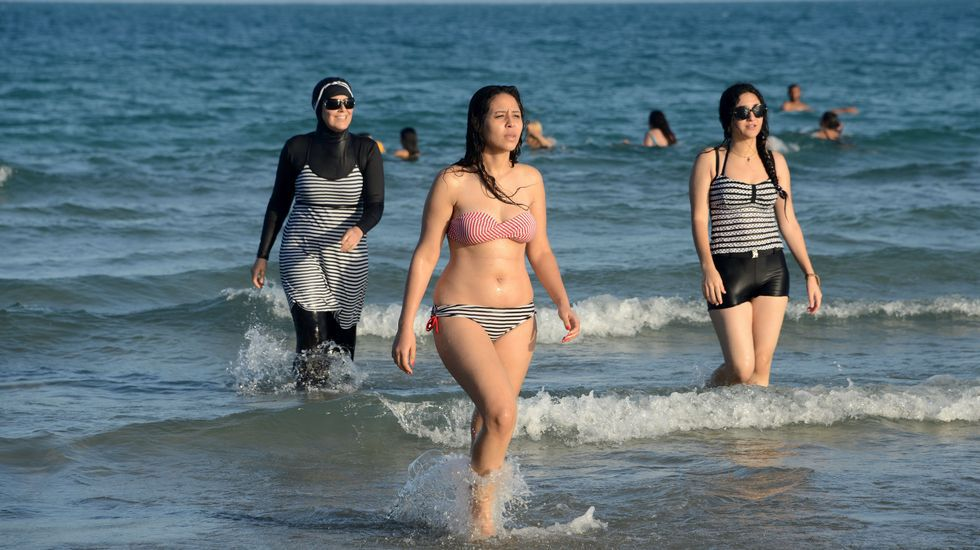 La prohibición del burkini en algunas playas de Francia hace incrementar su demanda
