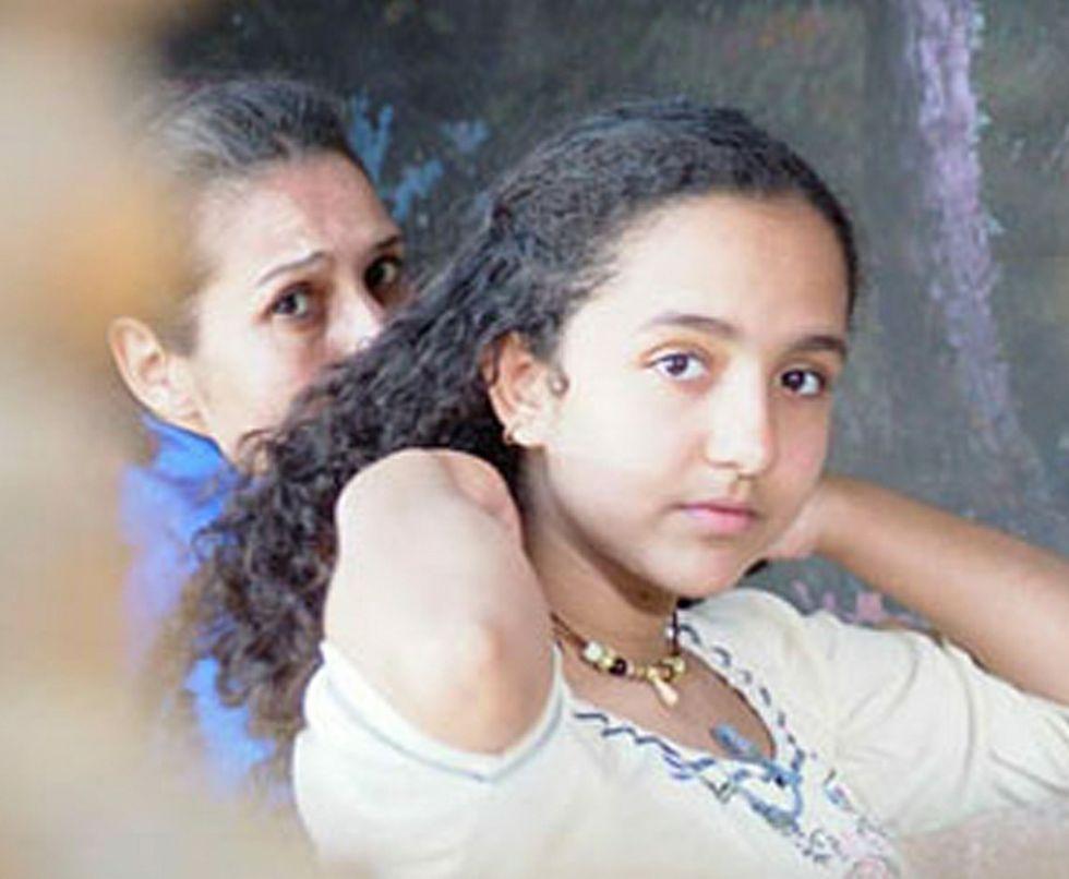El film muestra un lugar a través de los ojos de una niña.