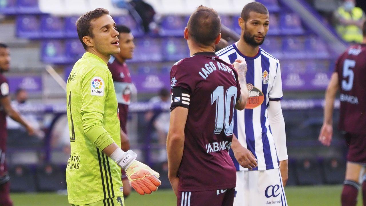 337 - Valladolid-Celta (0-0) el 17 de junio del 2020