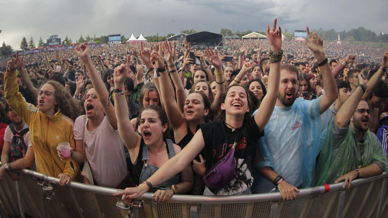 Alejandro Sanz cerrará su gira en Santiago.Iggy Pop cerrará el festival O Son do Camiño