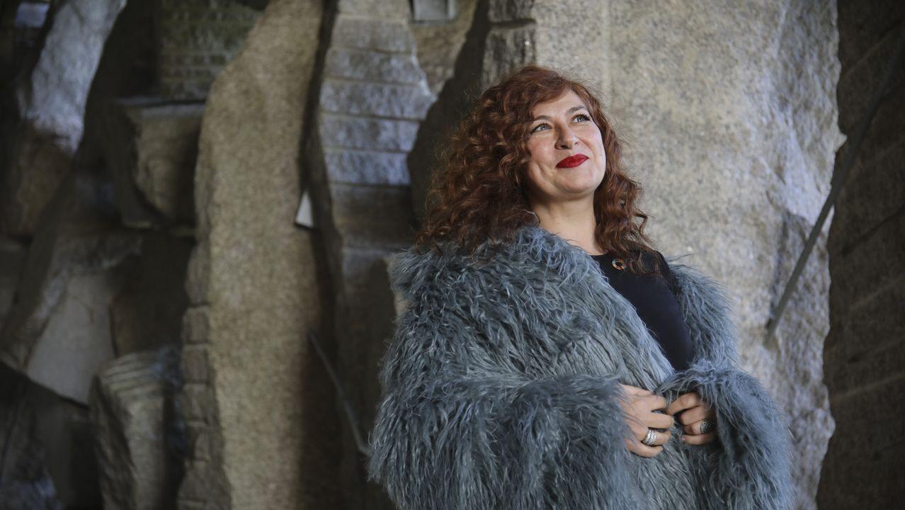 Sede de la RTPA, en Gijón.La soprano Pilar Jurado llegó a la presidencia de la SGAE hace once meses