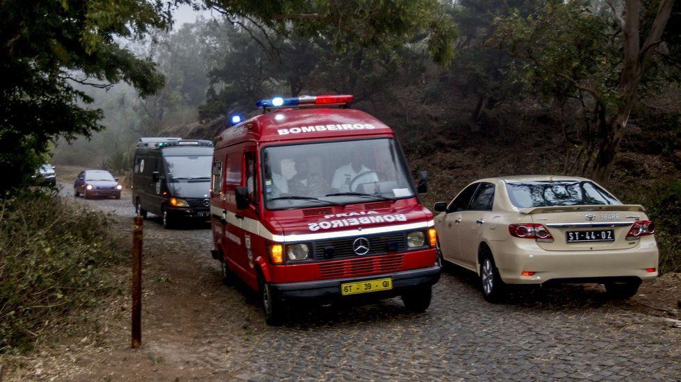 Mueren dos españoles en un tiroteo en Cabo Verde.El presidente del Consejo Europeo, Donald Tusk