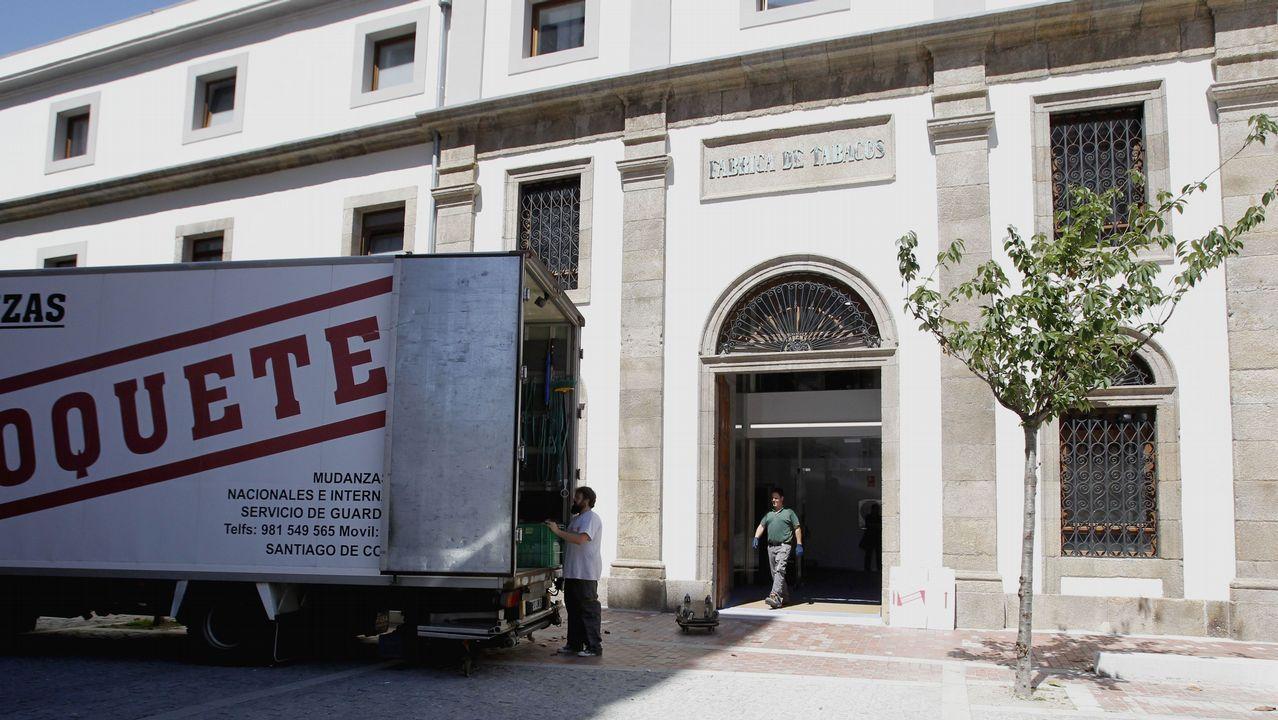 De cárcel a museo.Fábrica de Armas de Oviedo