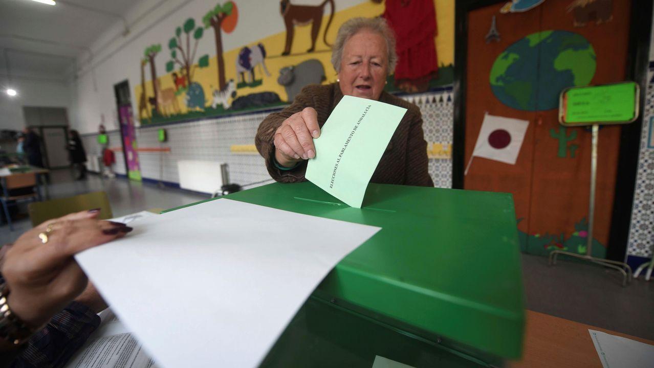 Elecciones en Andalucia