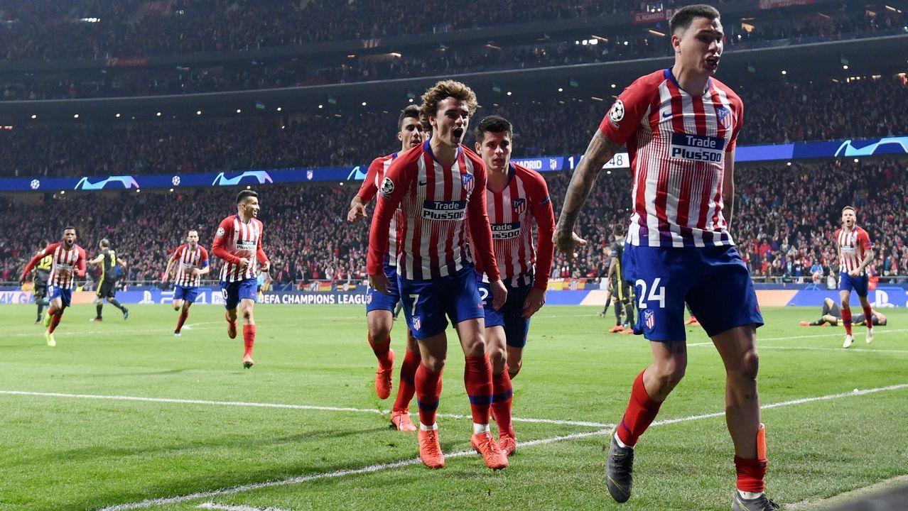Quique González: «Si fallan Cristiano Ronaldo, Messi o Luis Suárez, cómo no vas a fallar tú».Duarte es pieza clave en la defensa deportivista