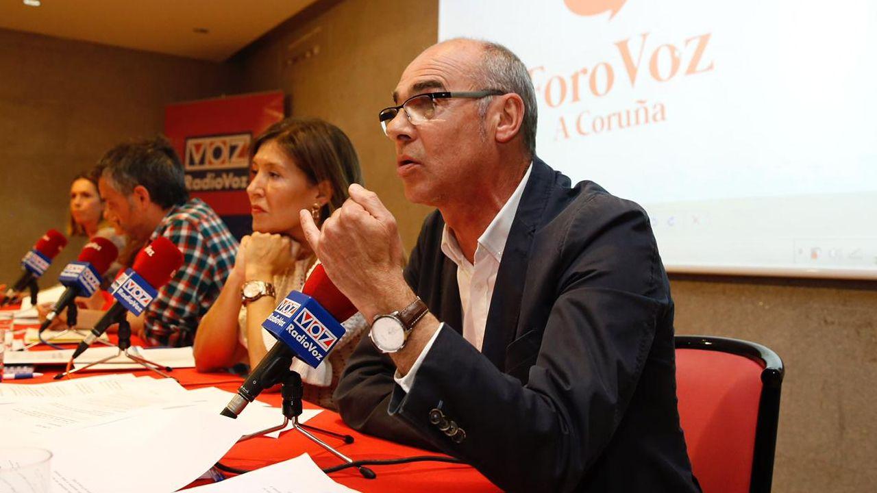 Jorquera valora los resultados del BNG en A Coruña