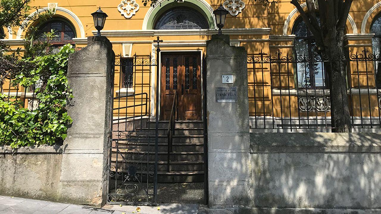 Residencia de ancianos de Cimadevilla