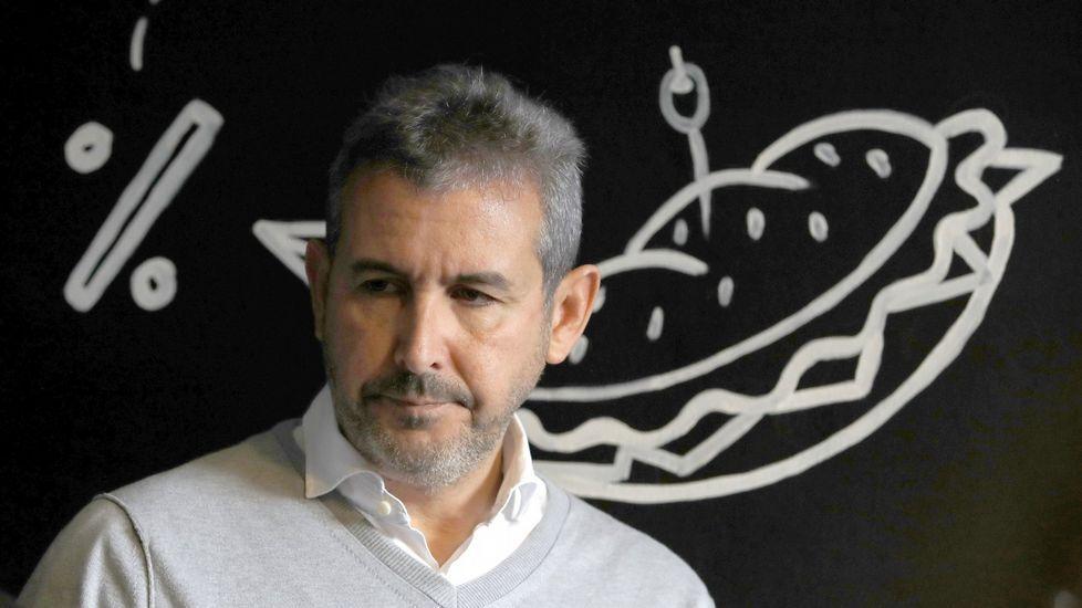 Los nombres de moda, así hemos cambiado.El director general de Airbnb para España y Portugal, Arnaldo Muñoz