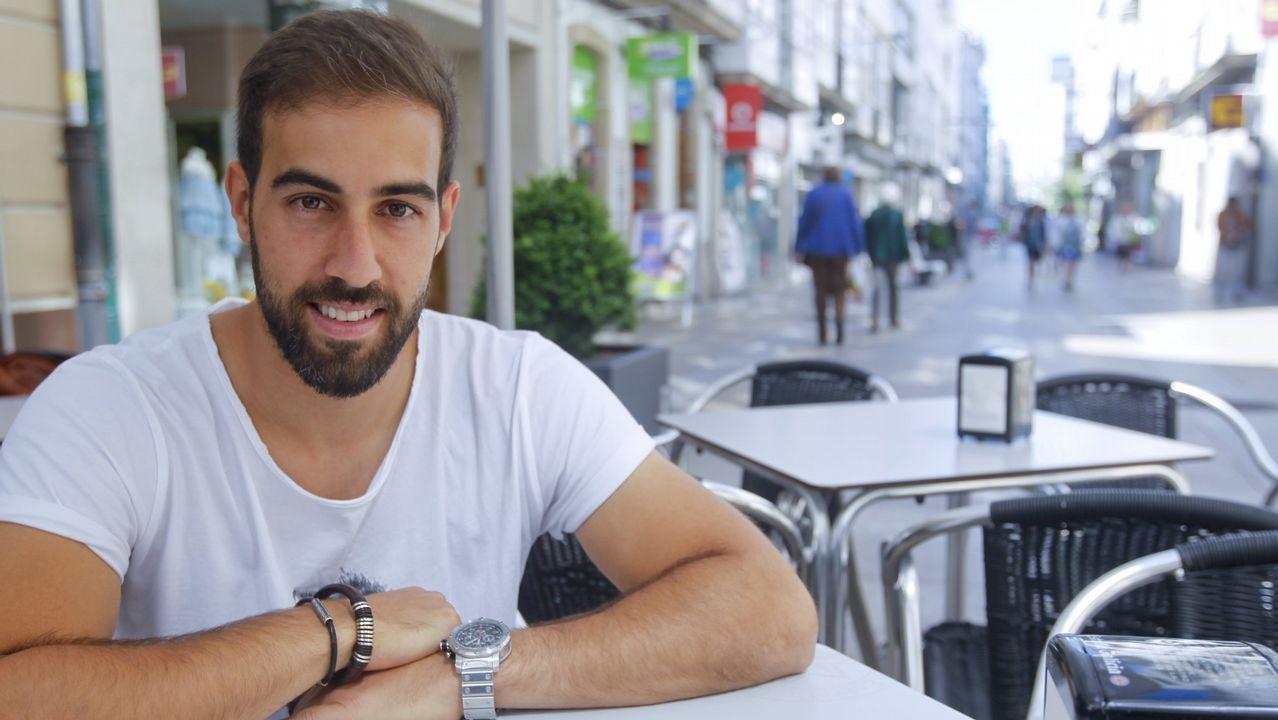 Alcorcon Real Oviedo Horizontal.Diego Capel, nuevo jugador del Extremadura UD