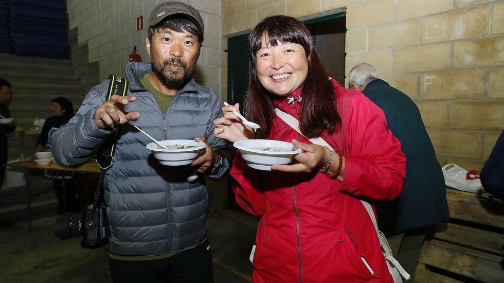 Os itinerarios gastronómicos comezaron en Triacastela a pasada fin de semana