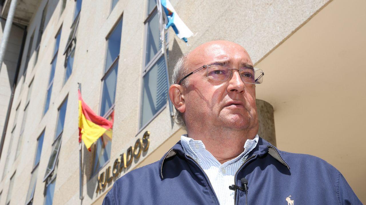 «Preguntaron por tres carnés do Dépor, pero eu era socio antes de ser alcalde»