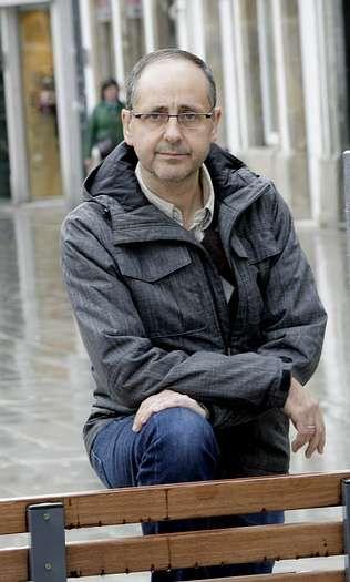 El lucense Carlos Fernández hace tiempo que desgrava por donar.